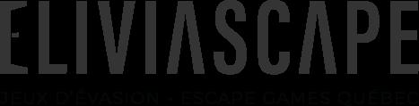 Eliviascape – Jeu d'évasion à Québec- Escape games Quebec Logo